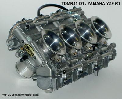 Yamaha R Velocity Stacks